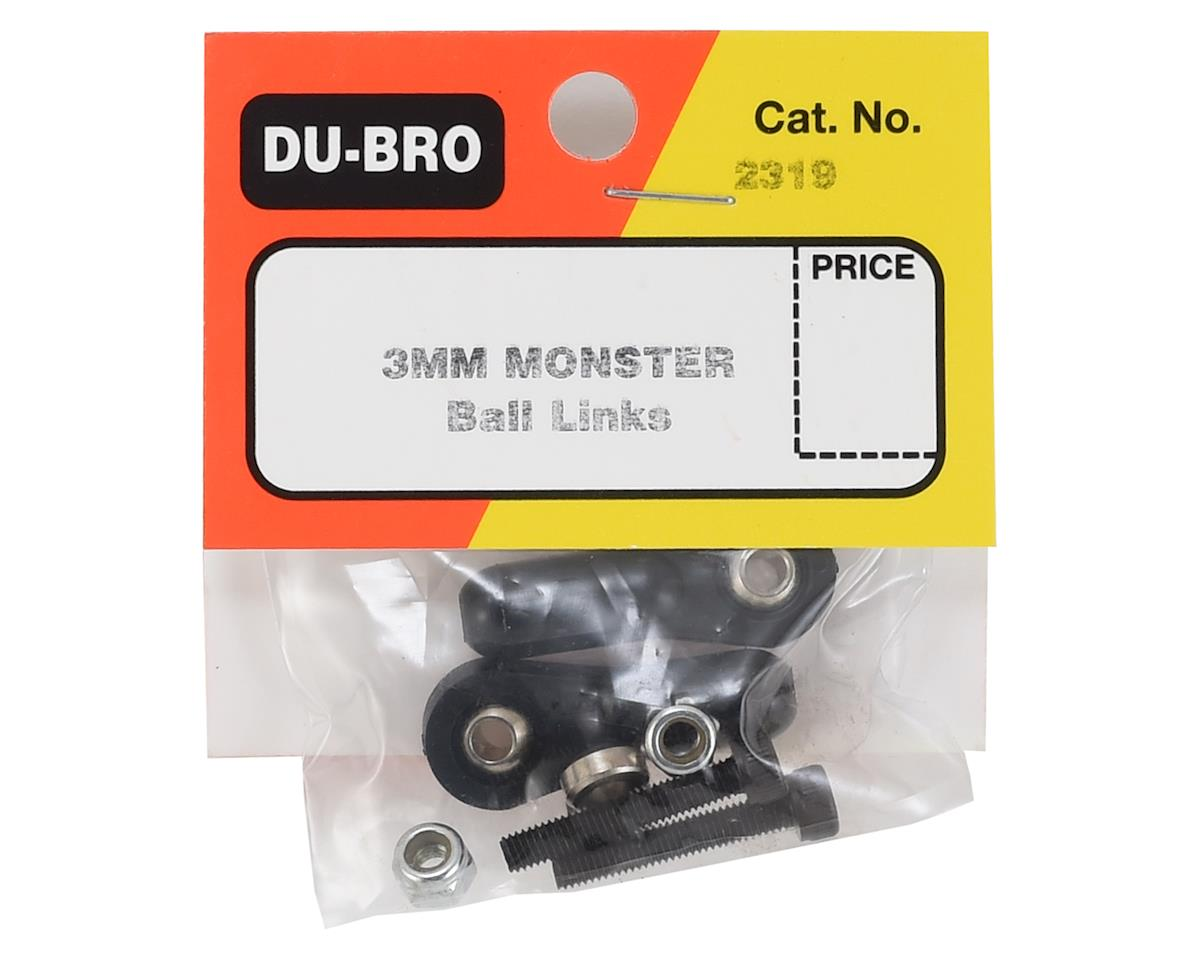DuBro 3mm Monster Ball Links (2)