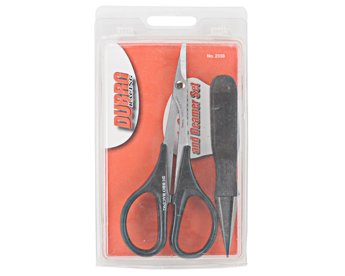 DuBro Body Reamer & Scissors Set