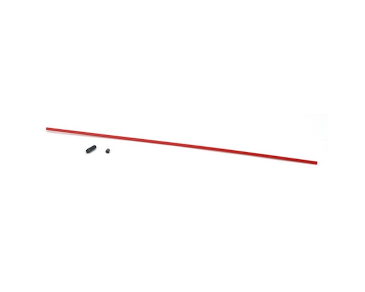 DuBro Antenna Tube w/ Cap (Red)