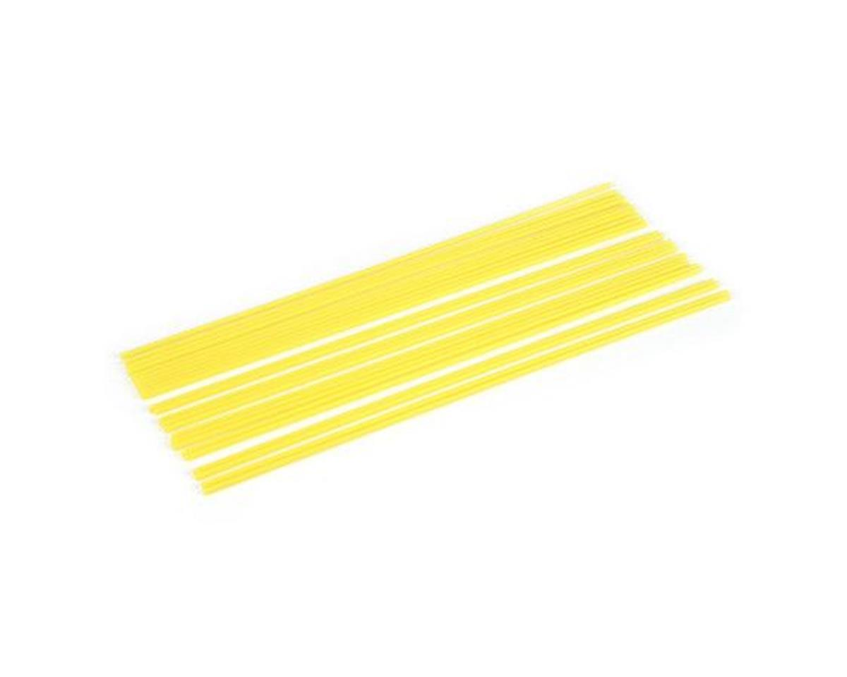 DuBro Antenna Tube, Yellow (24)