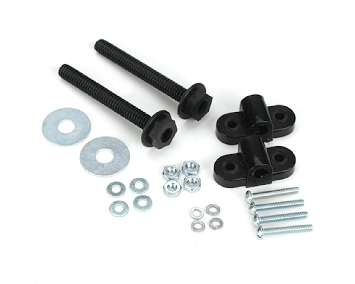 Wing Bolt Set,HD 1/4-20 x 2 by DuBro