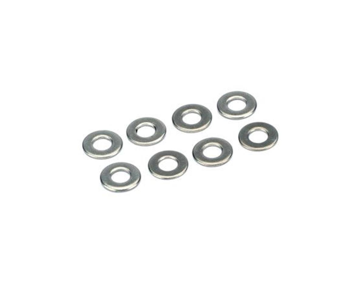 DuBro SS Flat Washer,#8