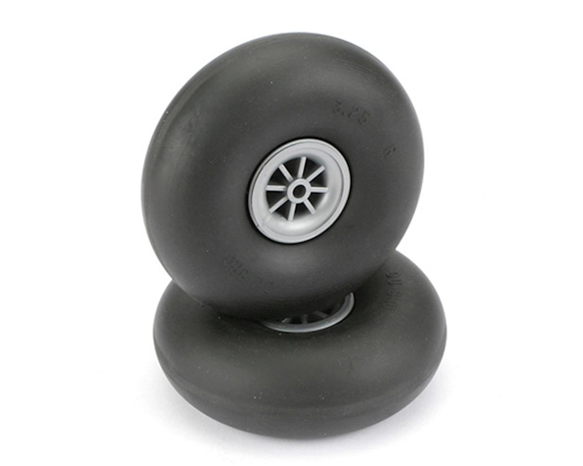 "DuBro 3-1/4"" Smooth Wheels"