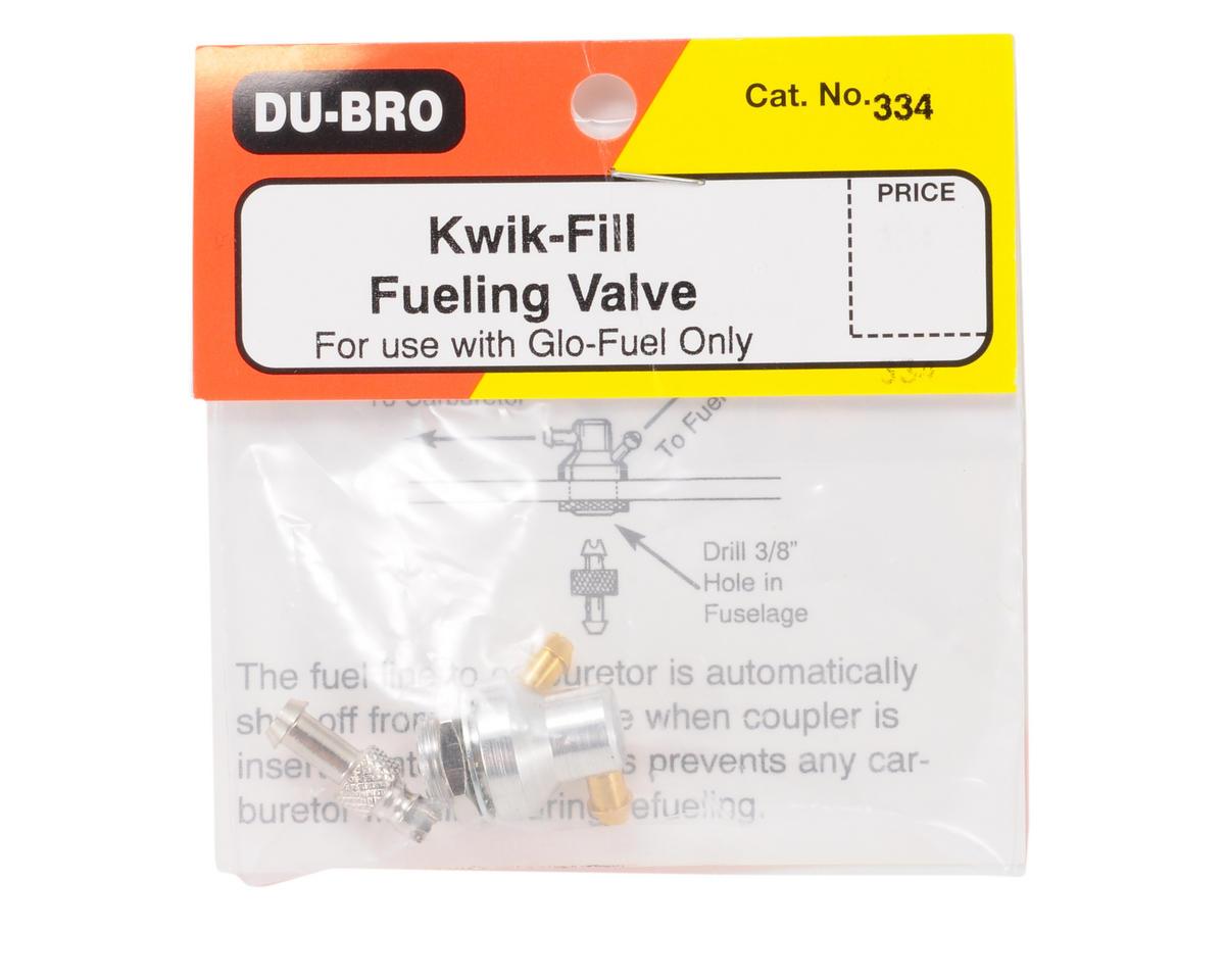 Du-Bro Kwik-Fill Fueling Valve (Glow)