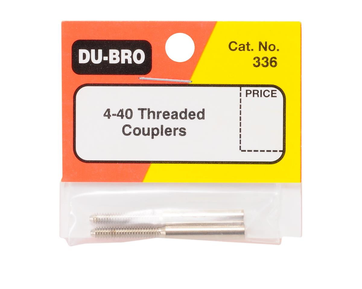 Du-Bro 4-40 Threaded Coupler (2)