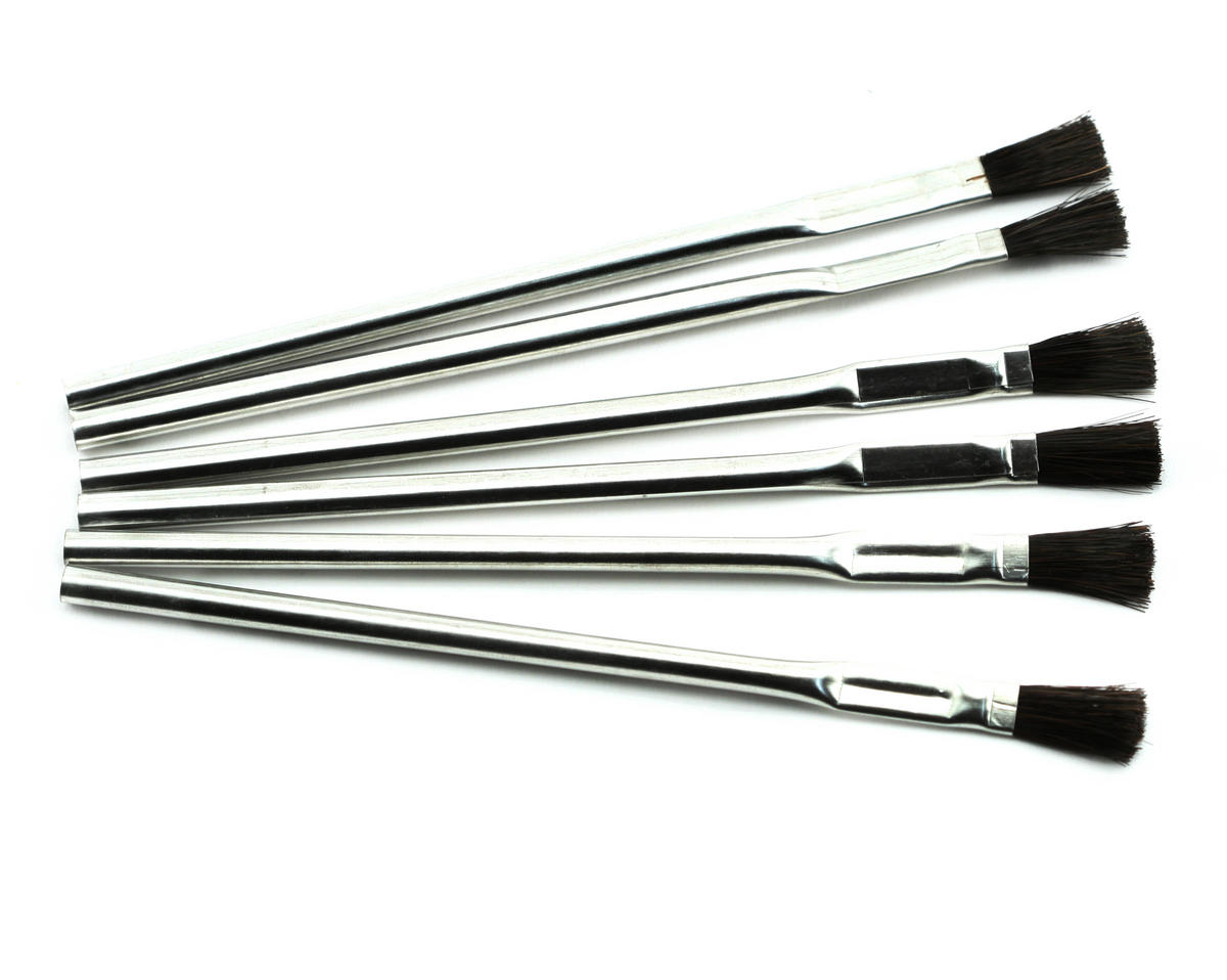 Du-Bro Epoxy Brushes (6)