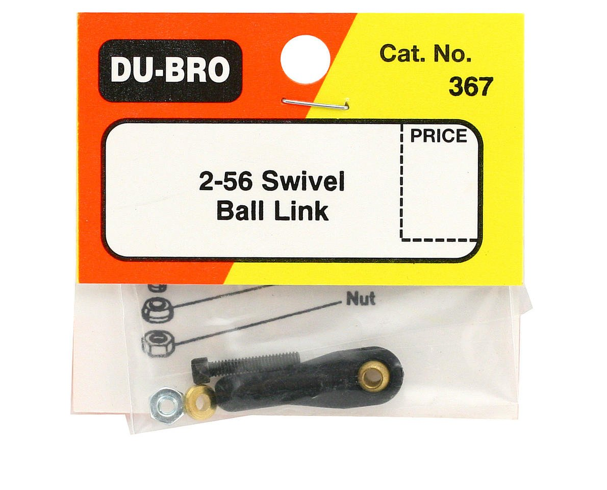 Du-Bro 2-56 Swivel Ball Link