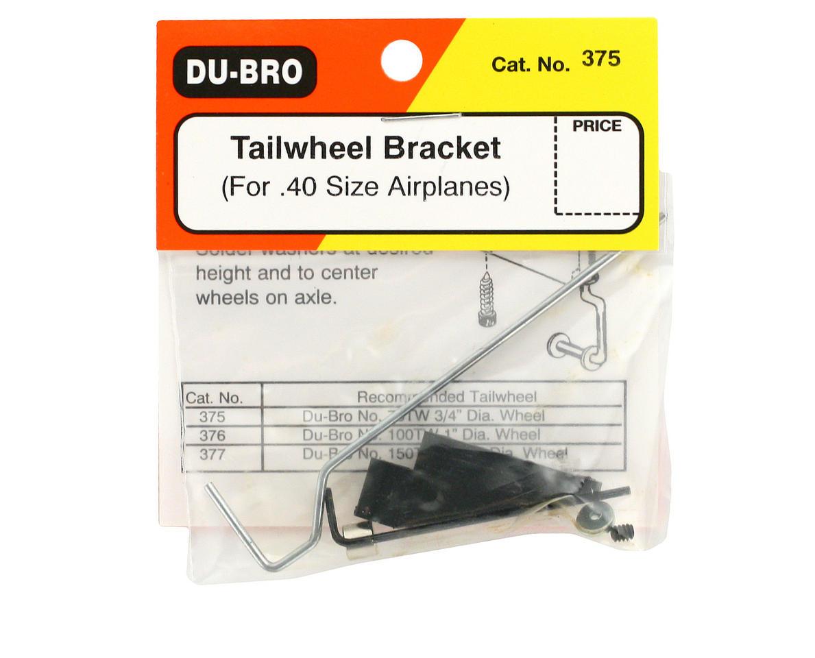 DuBro .40 Plane Tailwheel Bracket
