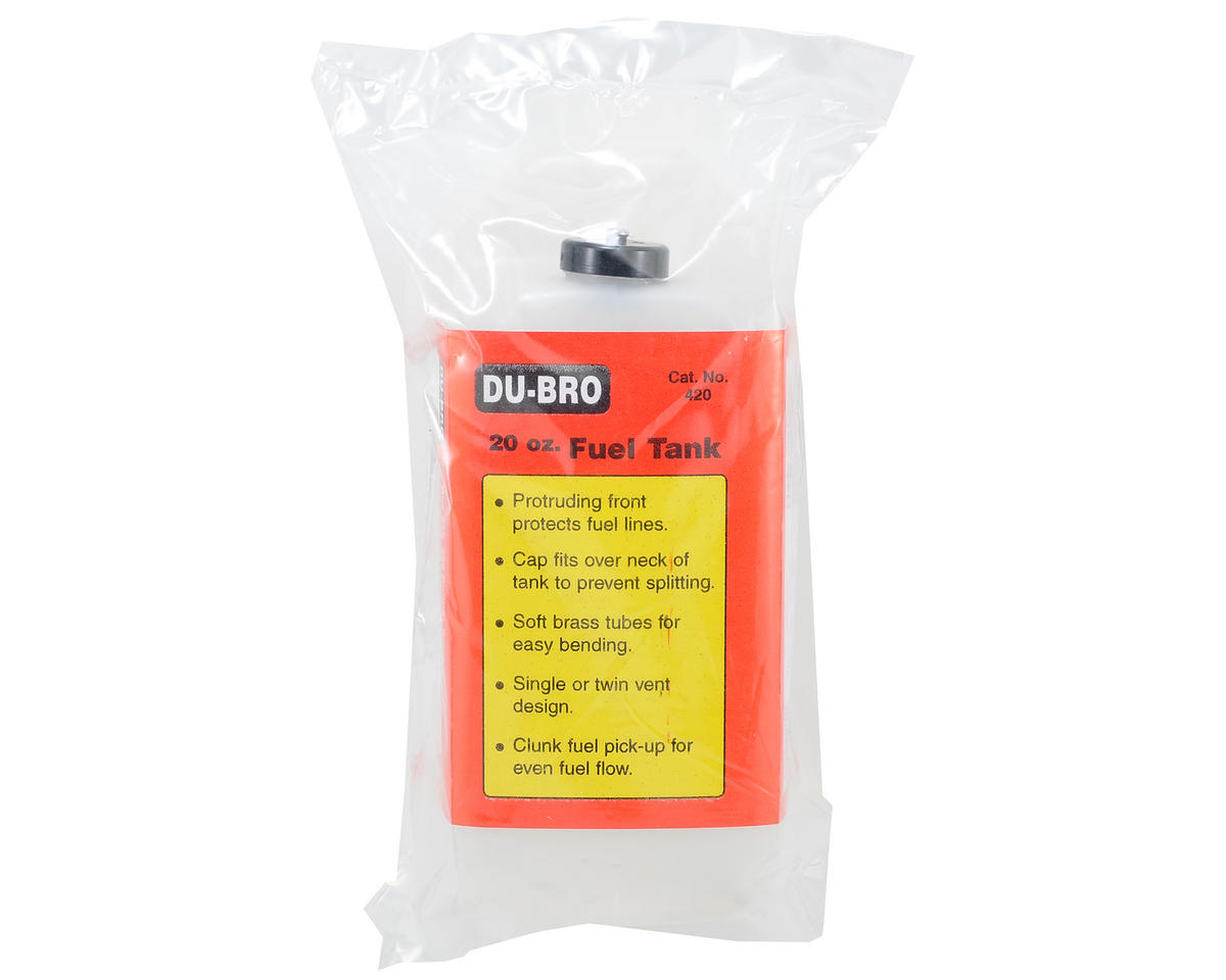 DuBro 20 oz Fuel Tank