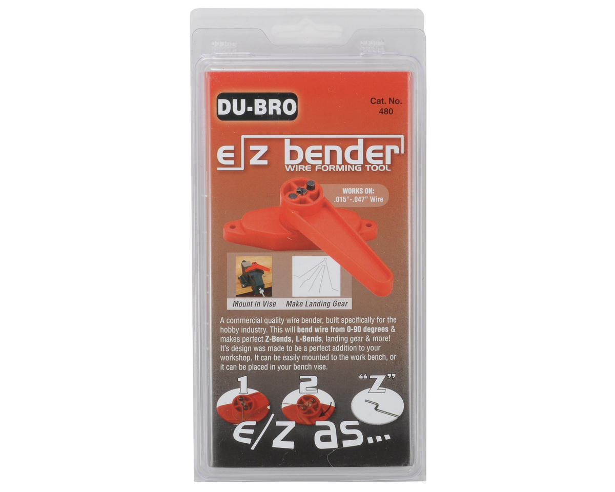 Du-Bro E/Z Bender Wire Forming Tool