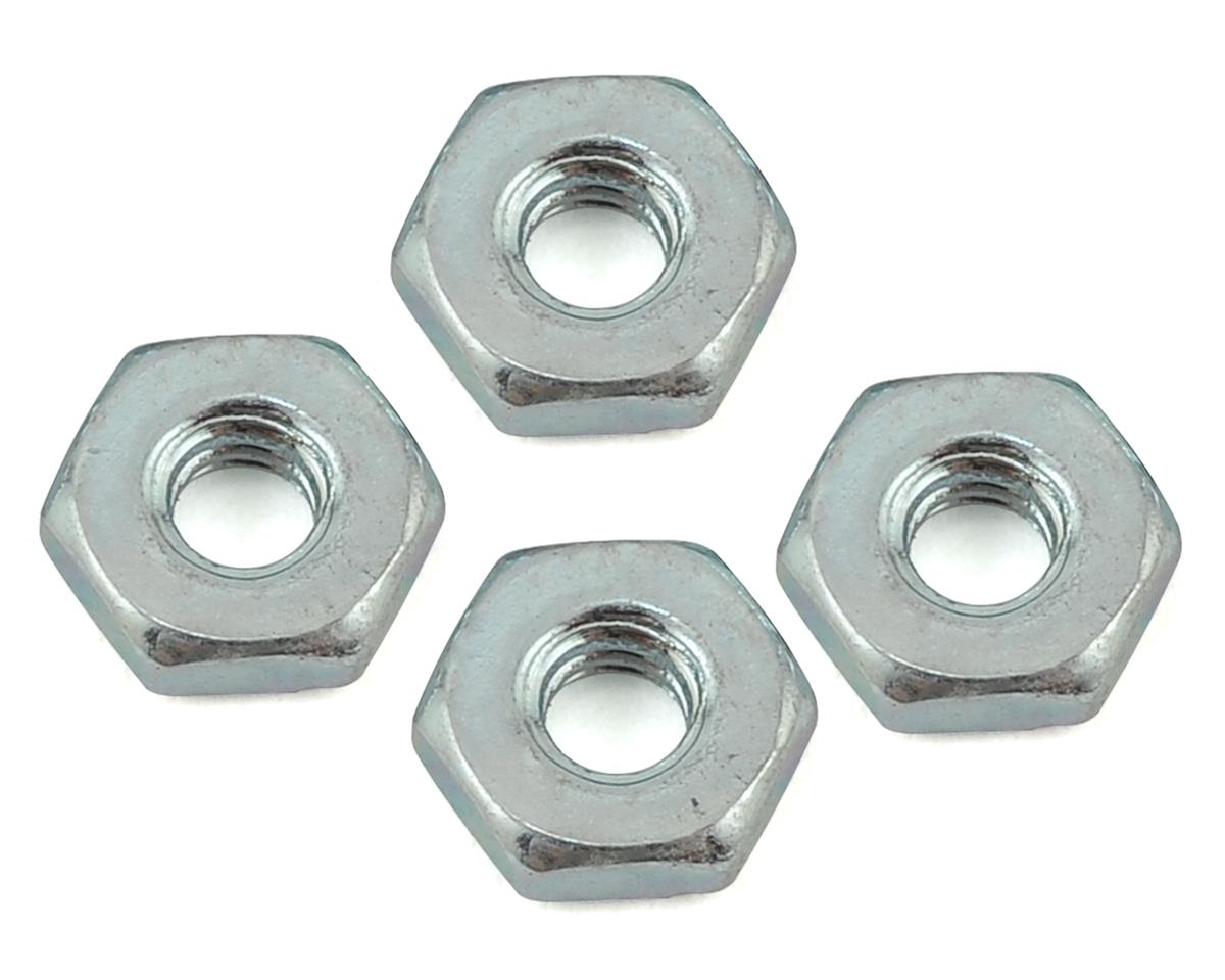 DuBro 2-56 Steel Hex Nuts (4)