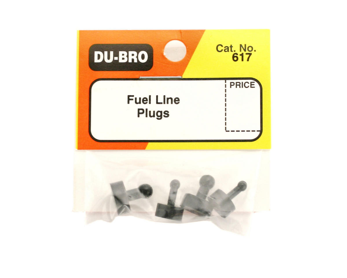 DuBro Fuel Line Plugs