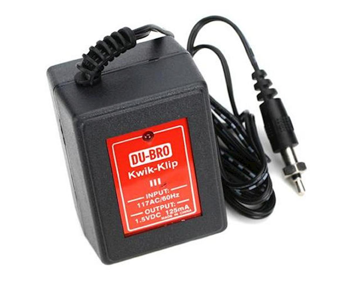 Kwik Klip Charger by DuBro