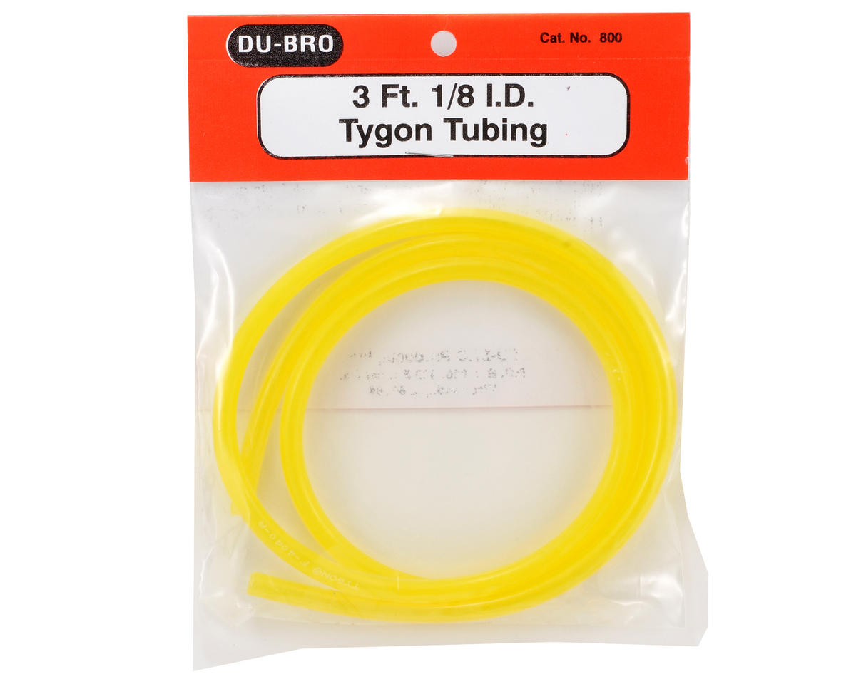 DuBro Large Tygon Gas Fuel Tubing (91cm)
