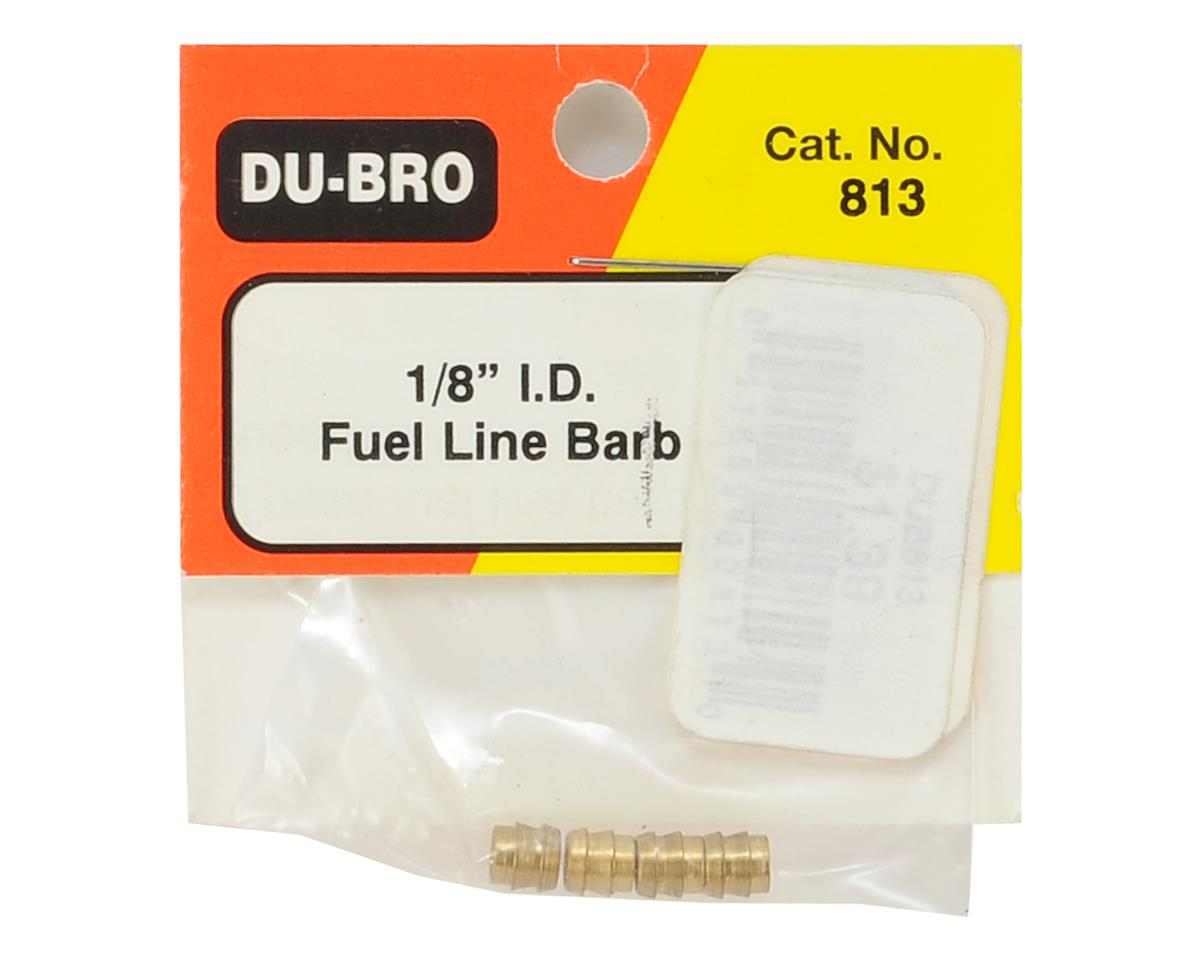 "DuBro Fuel Line Barb 1/8"""
