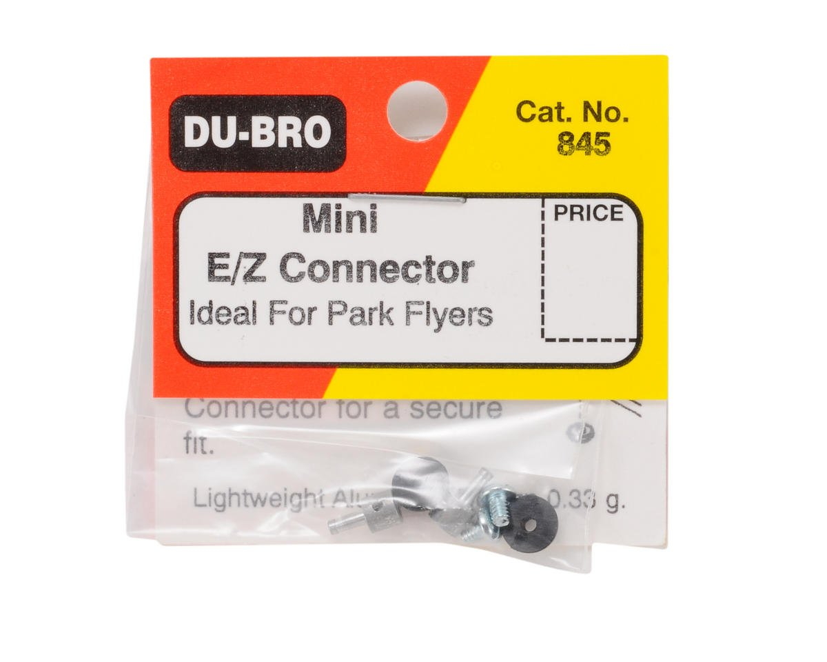 Du-Bro Mini E/Z Connector (2)