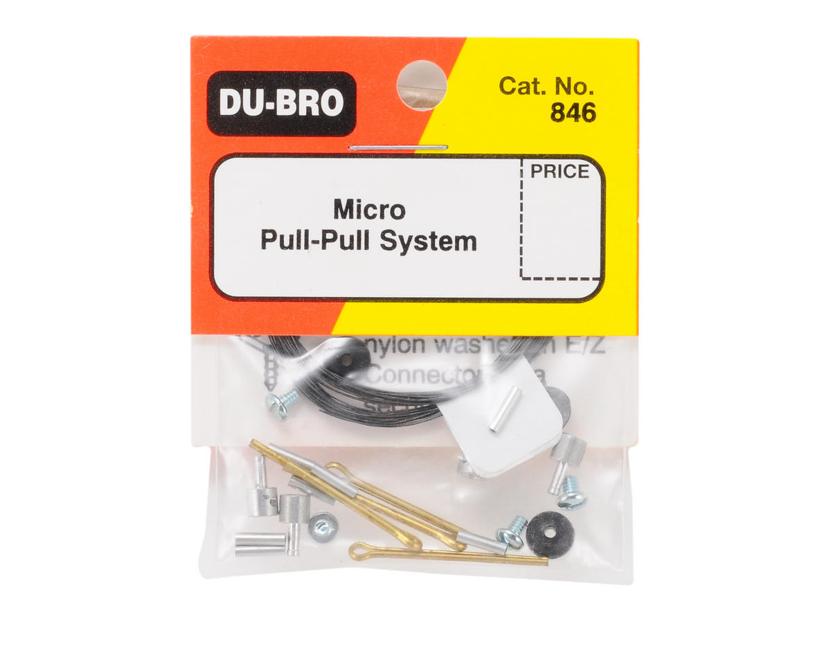 DuBro Micro Pull-Pull System