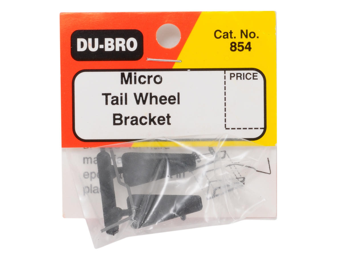 Du-Bro Micro Tail Wheel Bracket