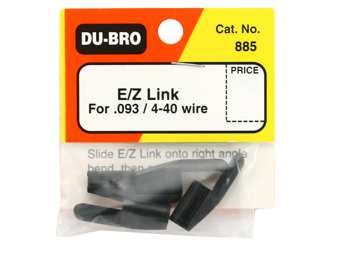 E/Z Link (4-40 Wire/.093) by DuBro