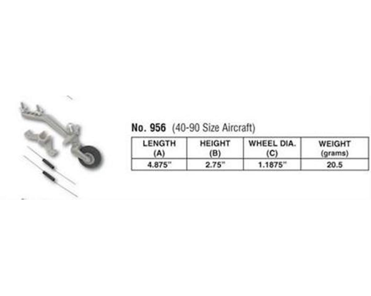 DuBro Semi-Scale Tailwheel System: 40-90