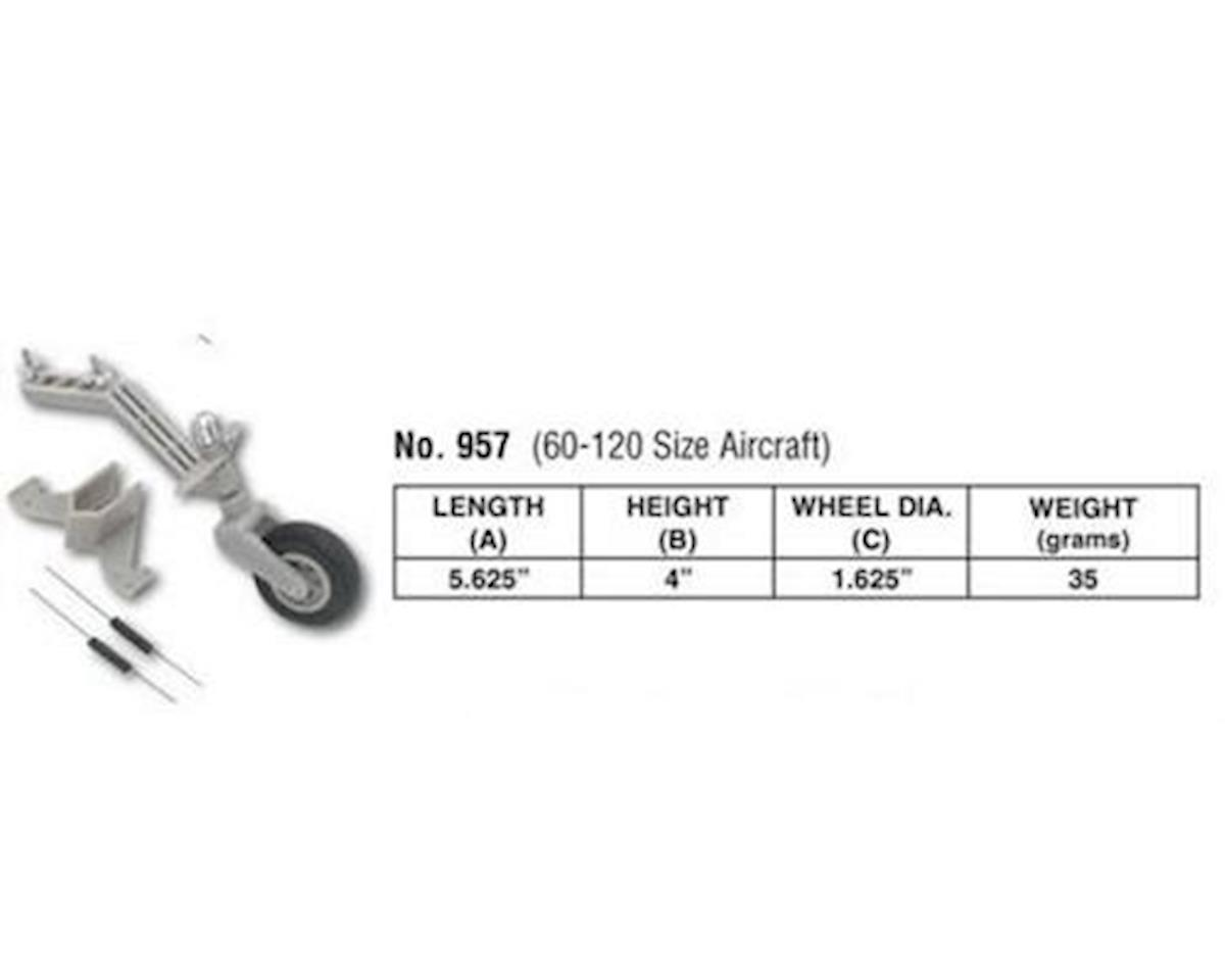 Semi-Scale Tailwheel System: 90-120 by DuBro