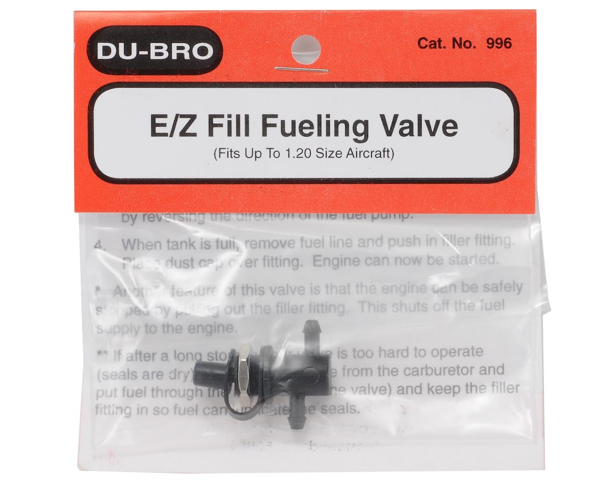 DuBro E/Z Fill Fueling Valve (Gas/Glow)