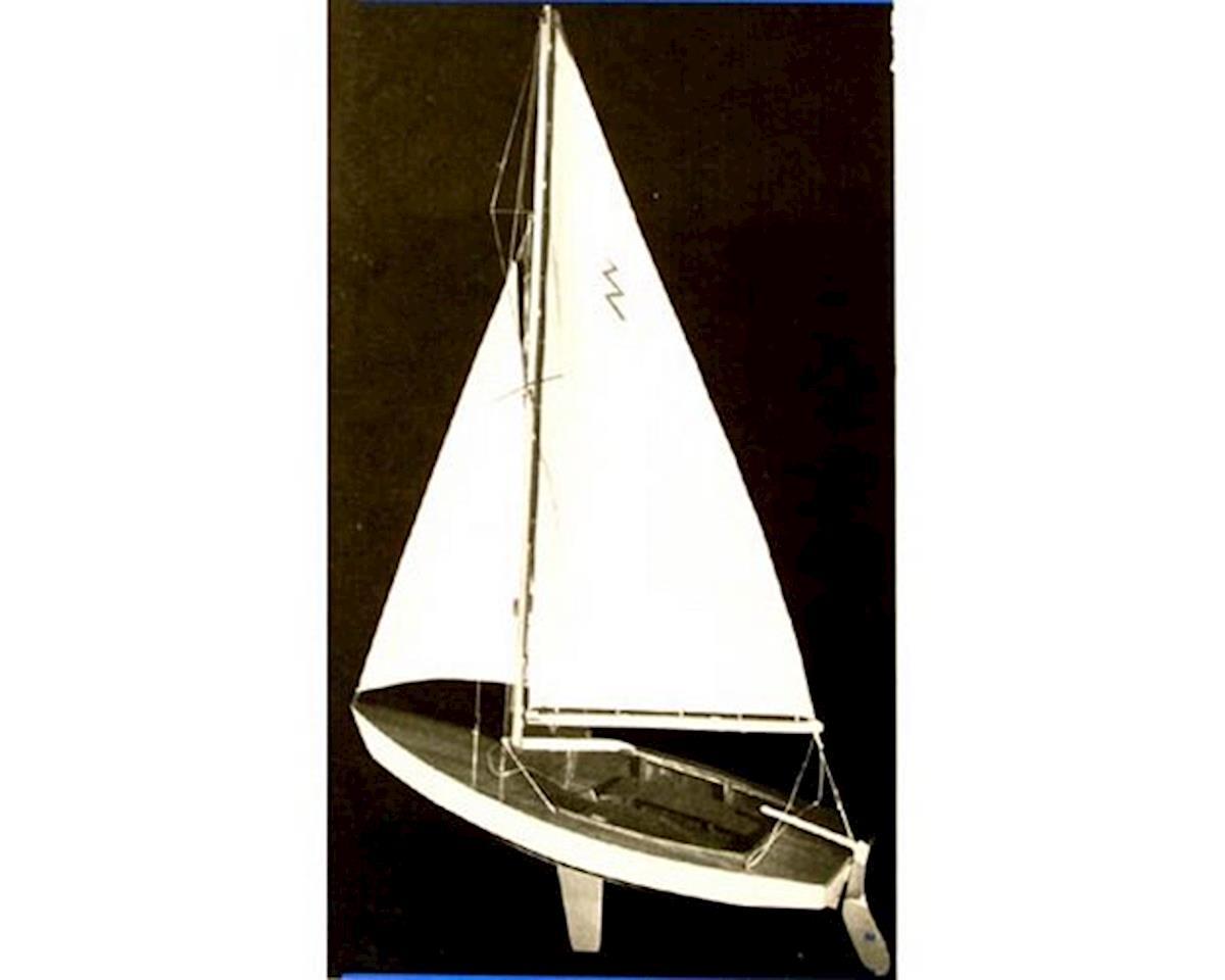 """Lightning Sailboat, 19"""""""