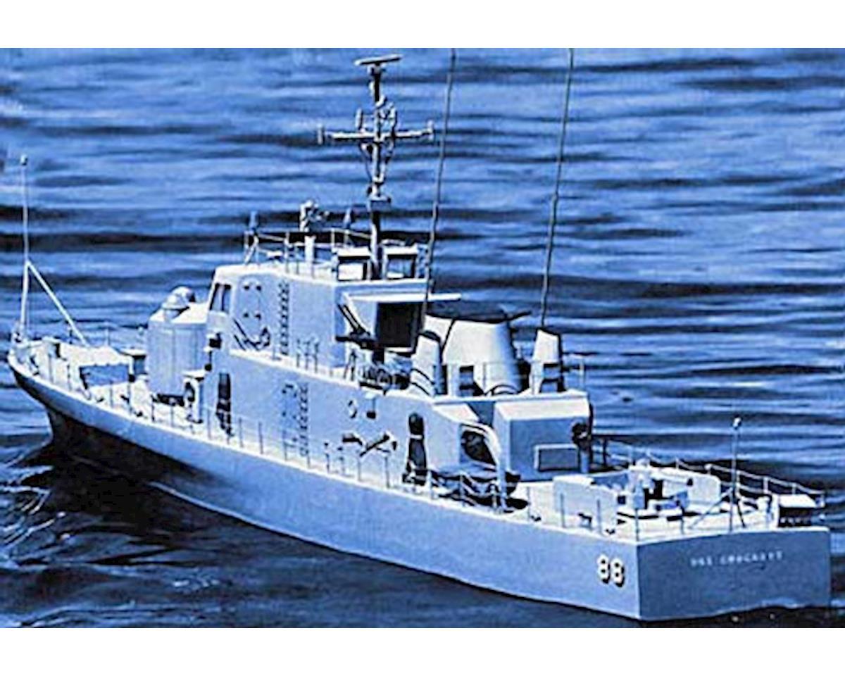 "1218 USS Crocket Gun Boat 51"" Kit"