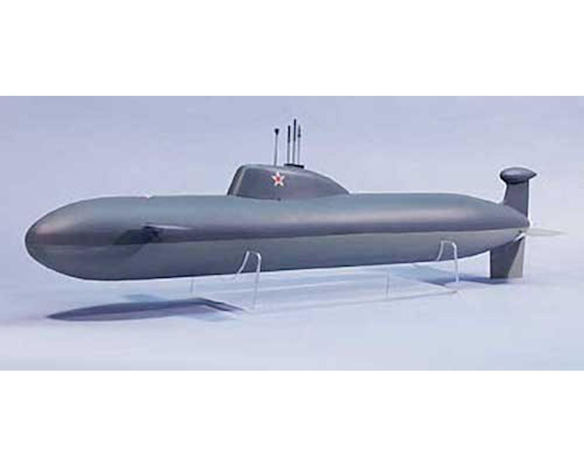Dumas Boats 1246 Akula Submarine Kit