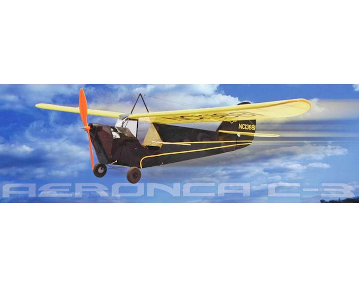 Dumas Boats Aeronca C-3 Electric Airplane Kit