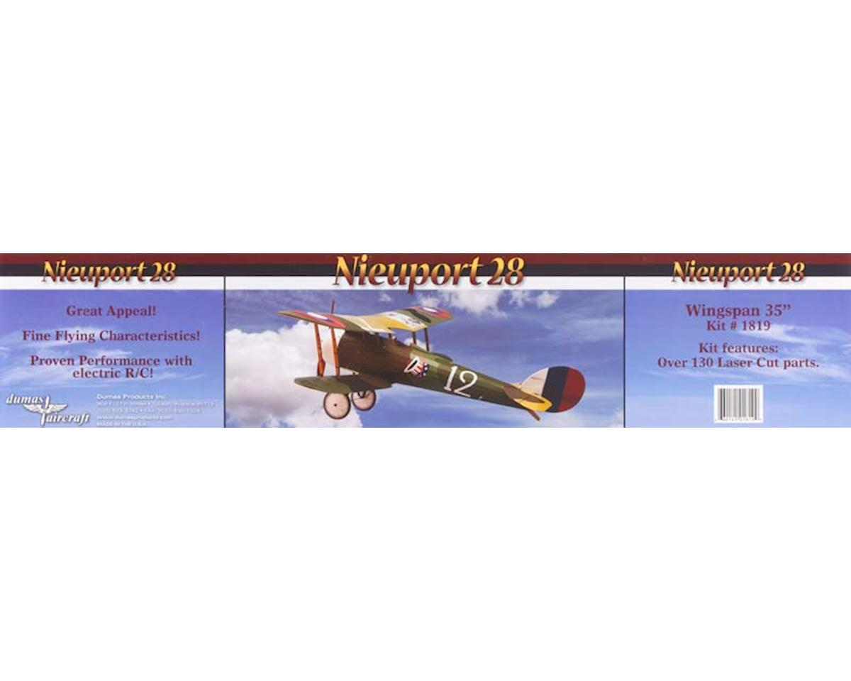 Dumas Boats Nieuport 28: WW1 Fighter: Electric