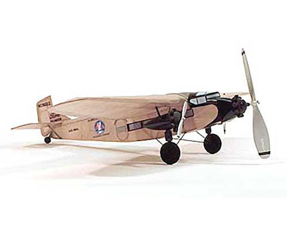 "Dumas Boats Ford Tri-Motor,17.5"" Rubber Power"