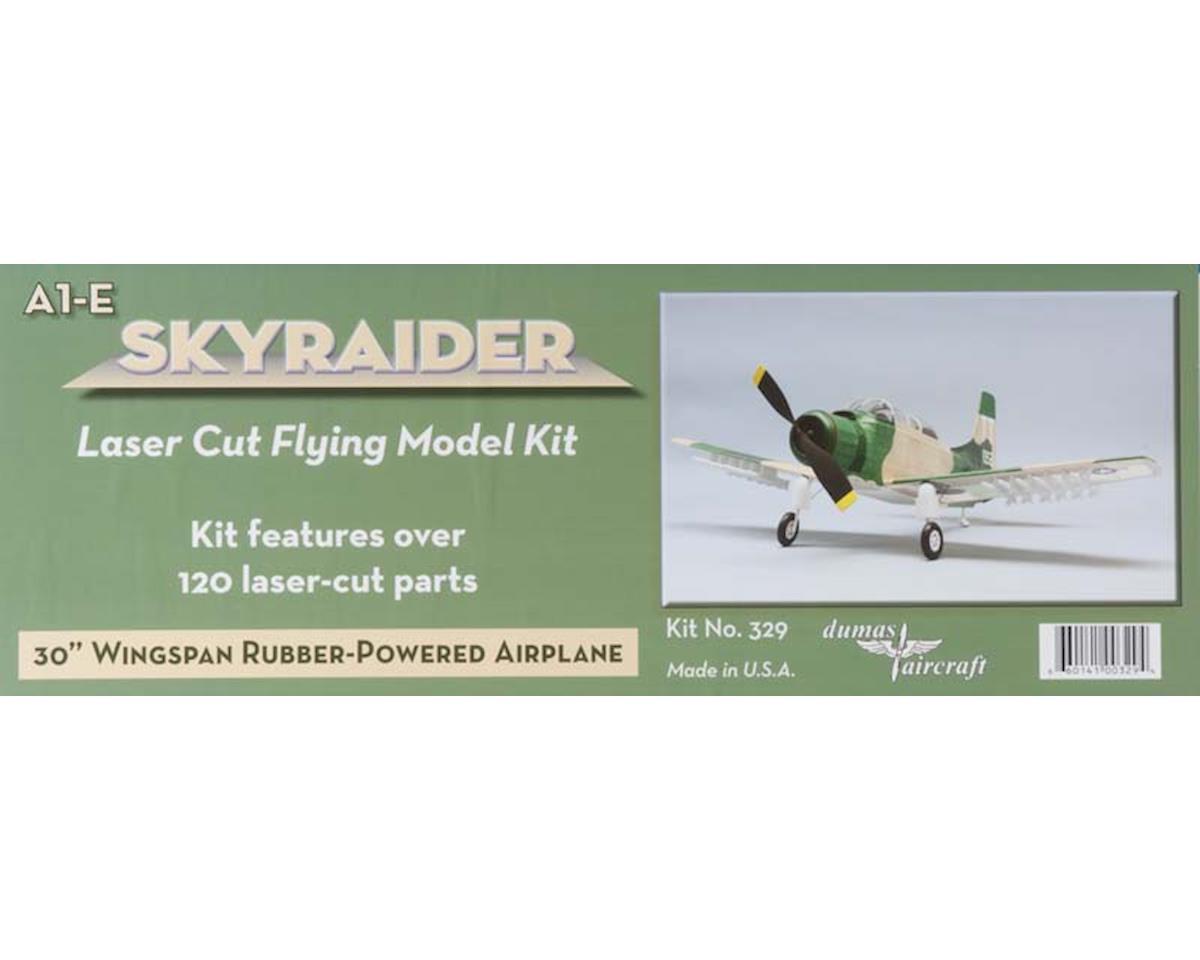 "Dumas Boats UASF A-IE: Skyraider : 30"" Scale"