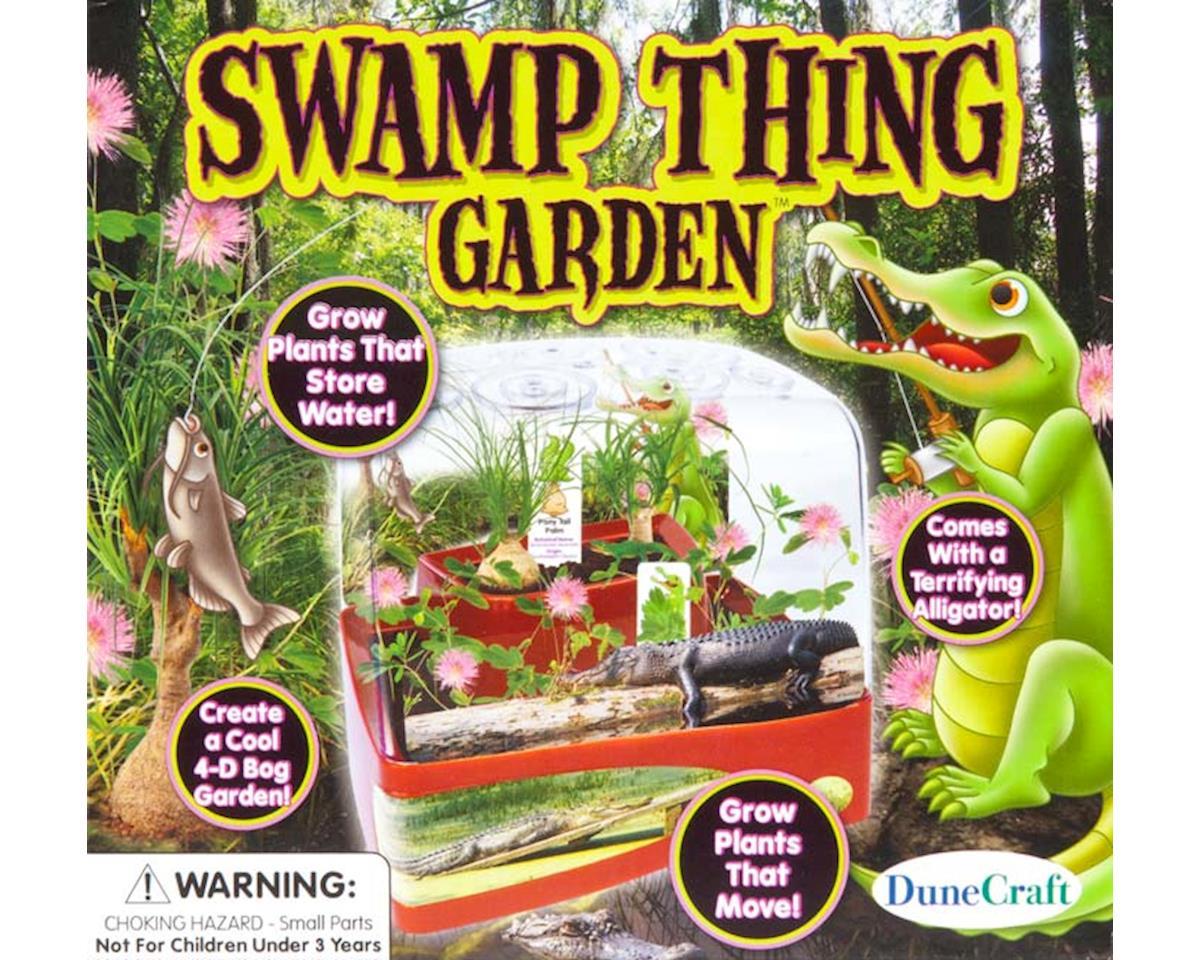 Dunecraft BL-0453 Swamp Thing Garden Bi-Level Combo Kit