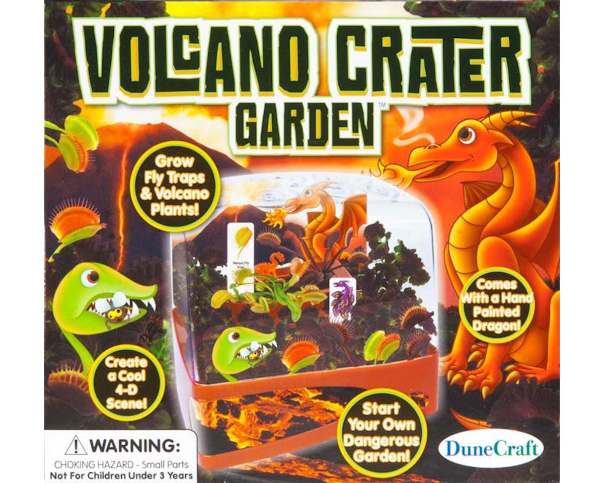 Dunecraft BL-0454 Volcano Crater Garden Bi-Level Combo Kit