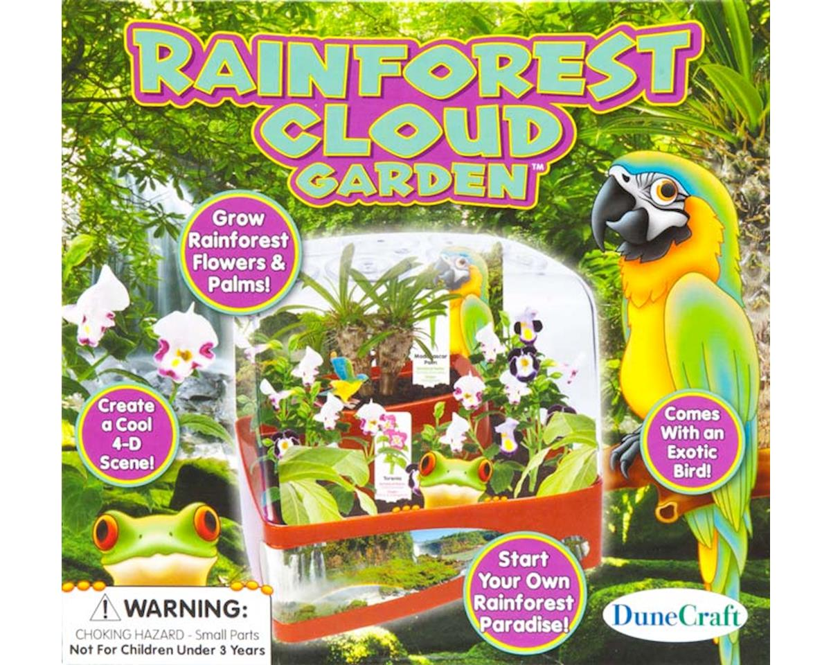 Dunecraft BL-0456 Rainforest Cloud Garden Bi-Level Combo Kit