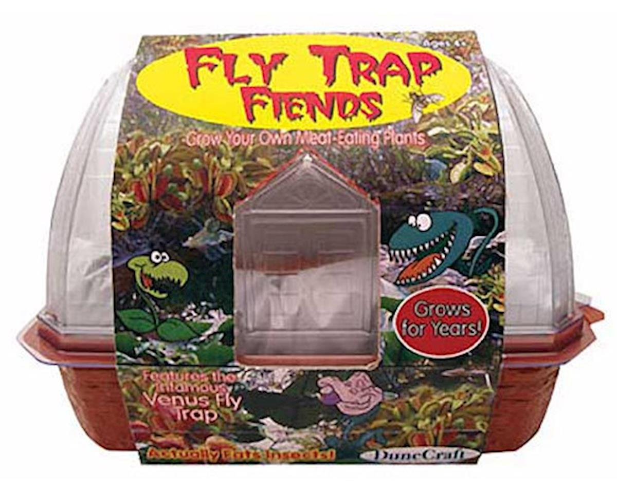 Fly Trap Fiends Windowsill Greenhouse Kit by Dunecraft