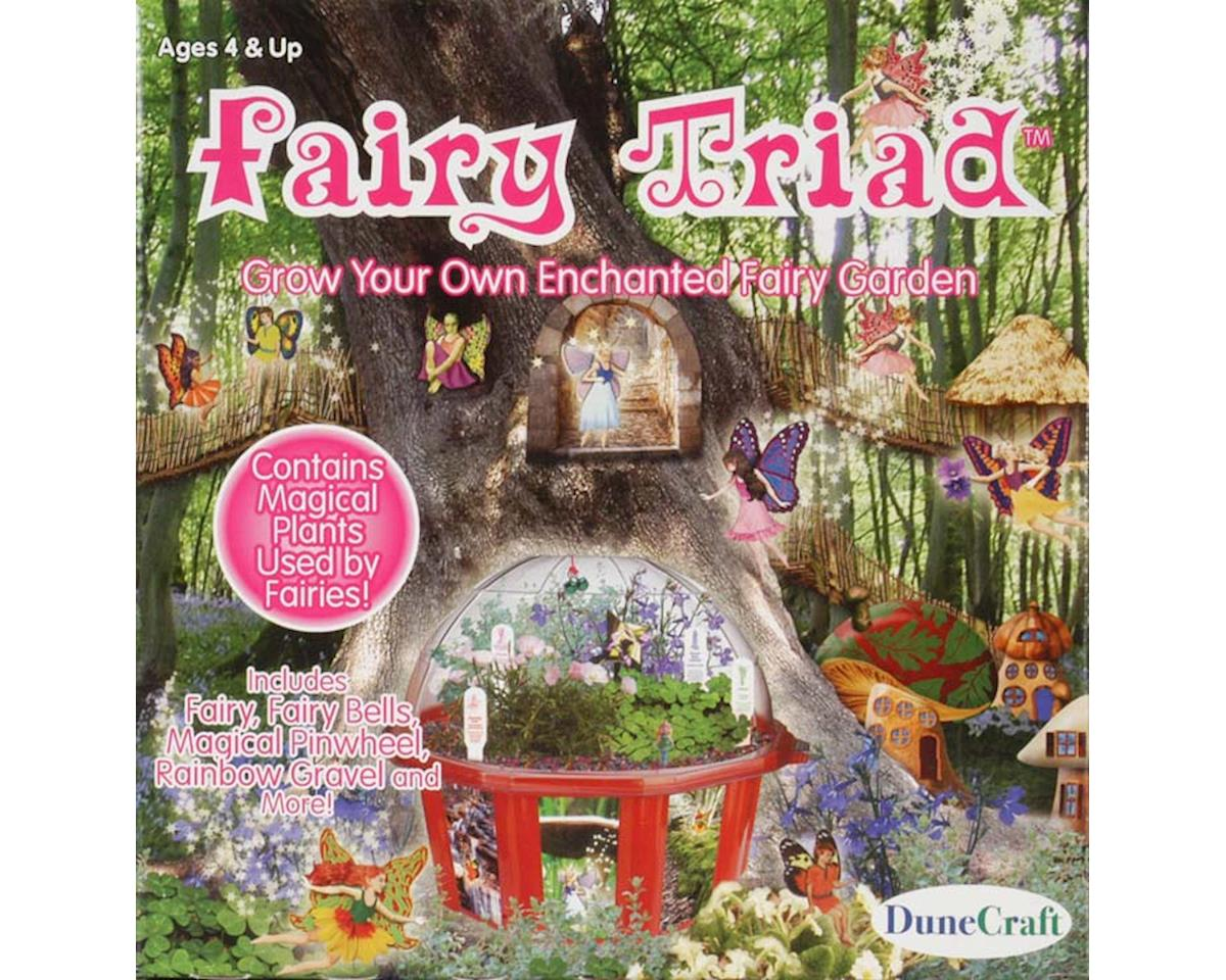Dunecraft FT-0014 Fairy Triad Enchanted Garden Kit