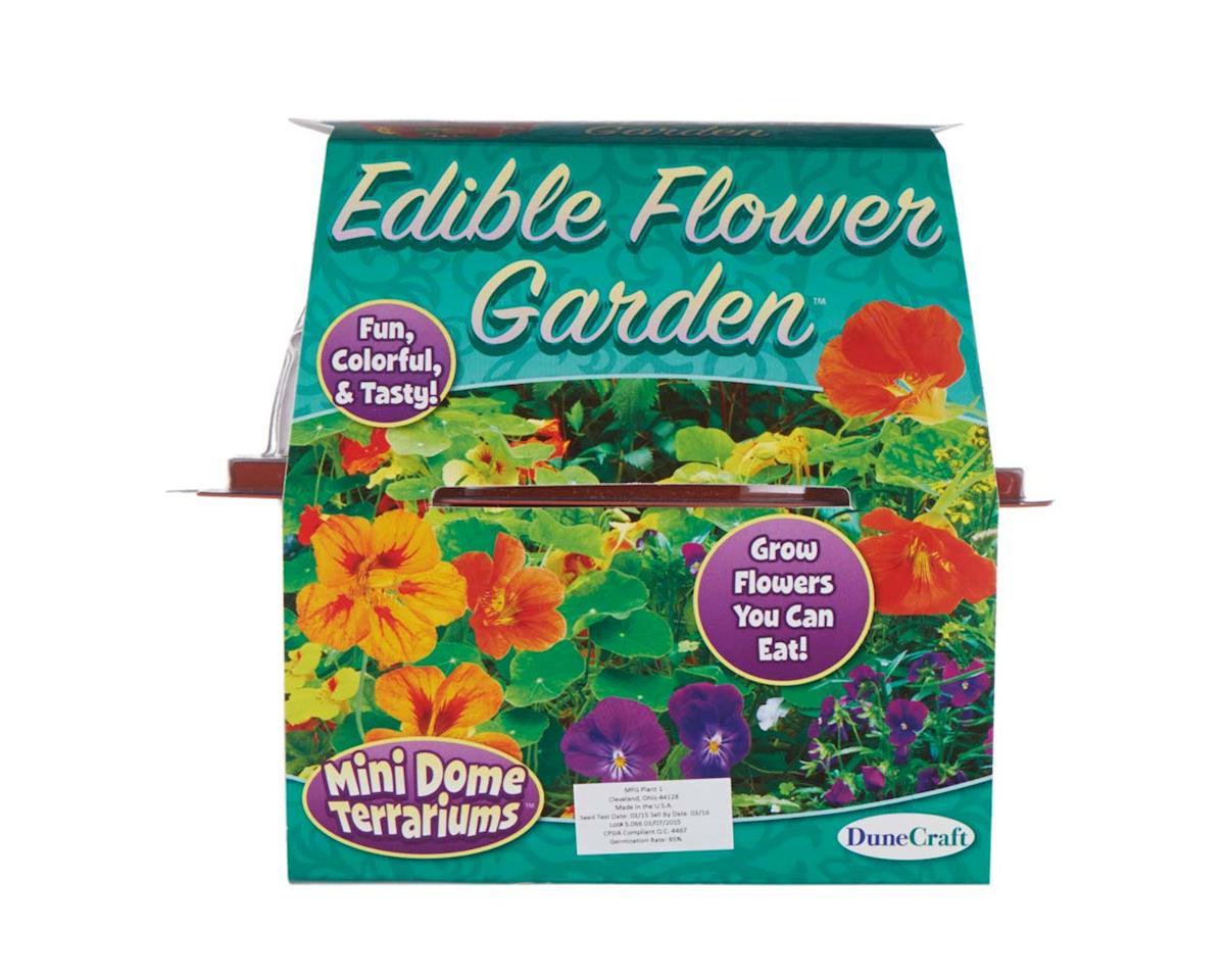 Dunecraft MD-0061 Edible Flowers Garden