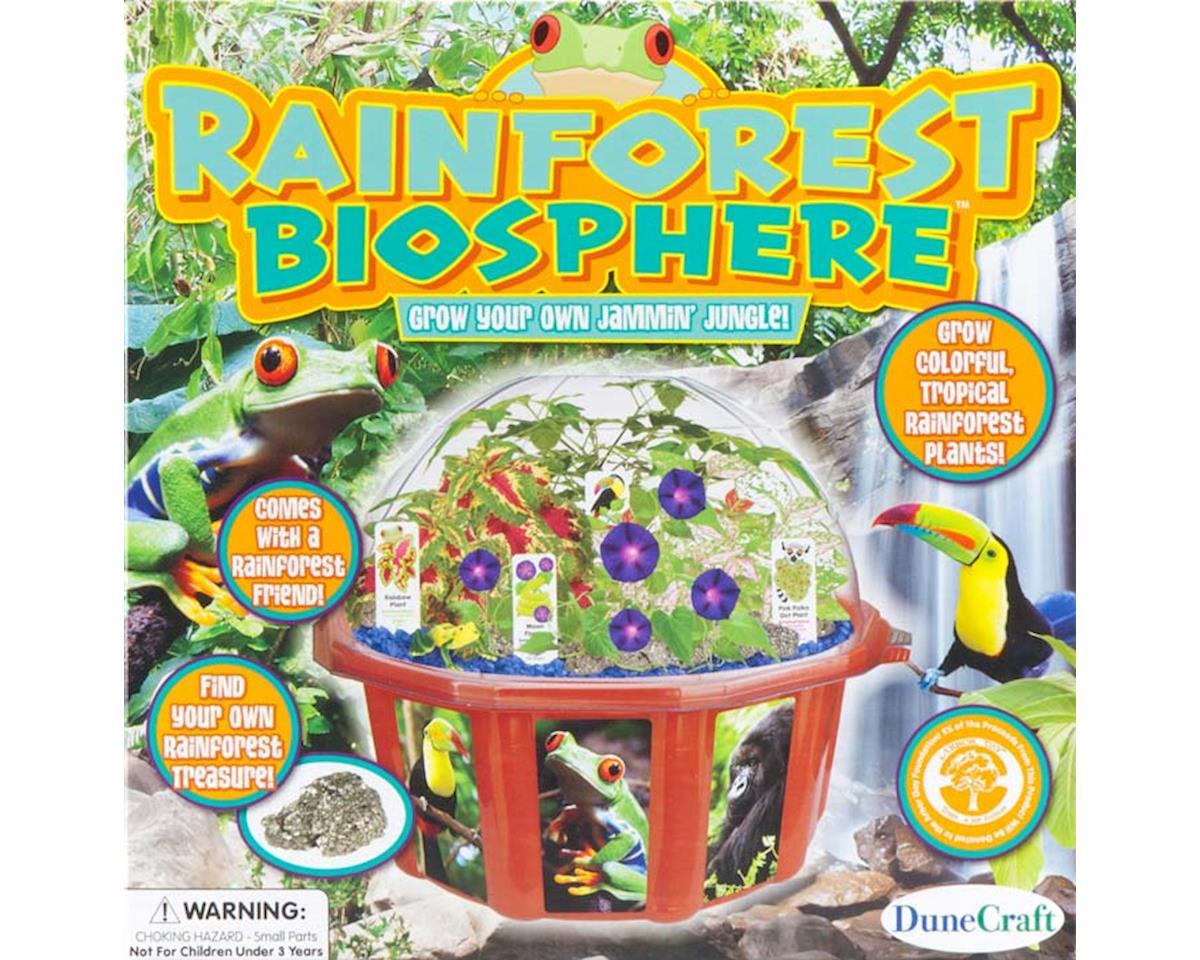 Dunecraft RB-0019 Rainforest Biosphere Kit