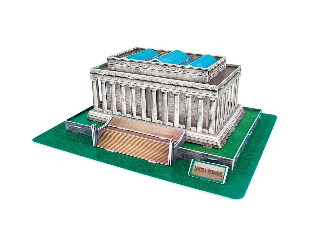 Daron Worldwide Trading 104H Lincoln Memorial 3D 42pcs