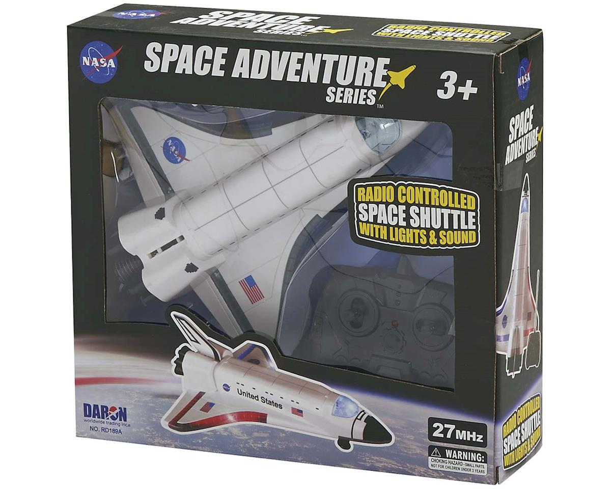 Daron Worldwide Trading 189A Space Shuttle R/C w/Lights/Sound