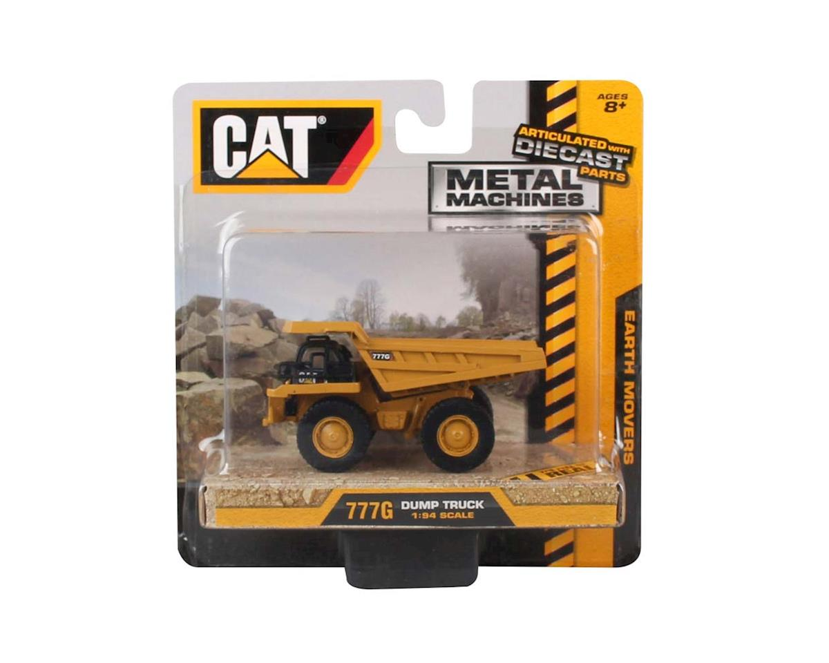 Daron Worldwide Trading 39514 1/98 CAT Die Cast Dump Truck