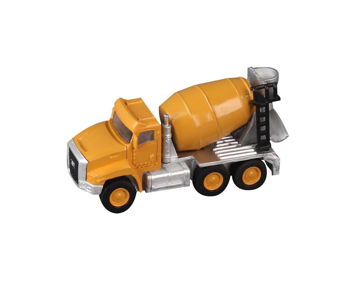 Daron Worldwide Trading 39515 1/92 CAT Die Cast Cement Mixer