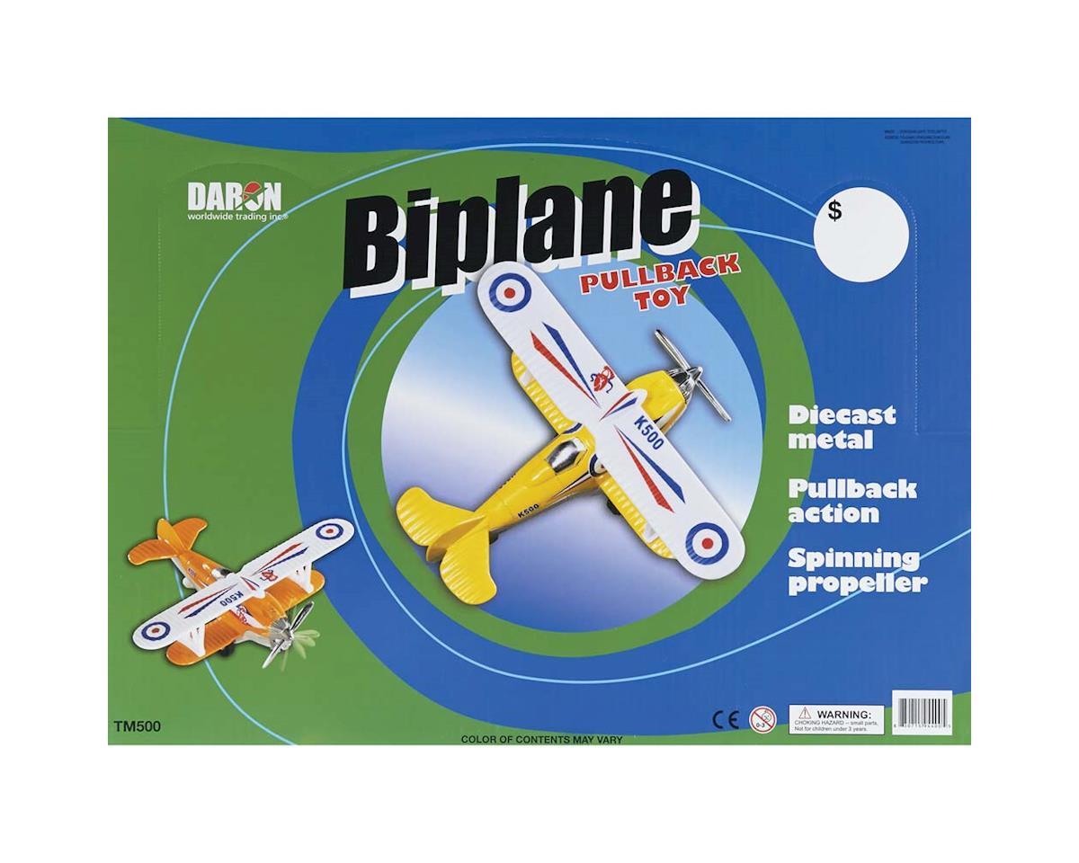Daron Worldwide Trading 500 Biplane 12pc Assortment (12)
