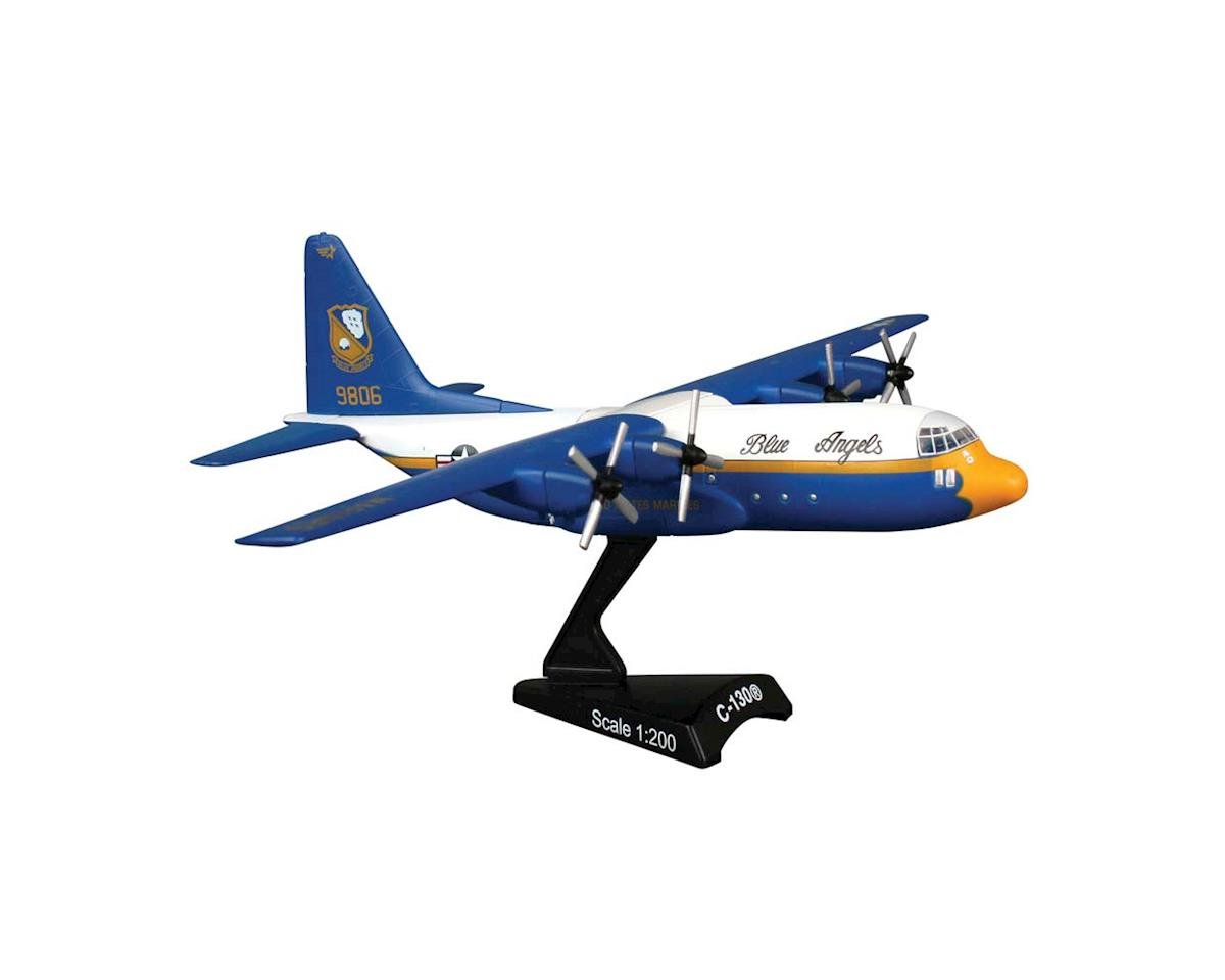 "Daron Worldwide Trading 5330-2 1/200 C-130 Blue Angels ""Fat Albert"""