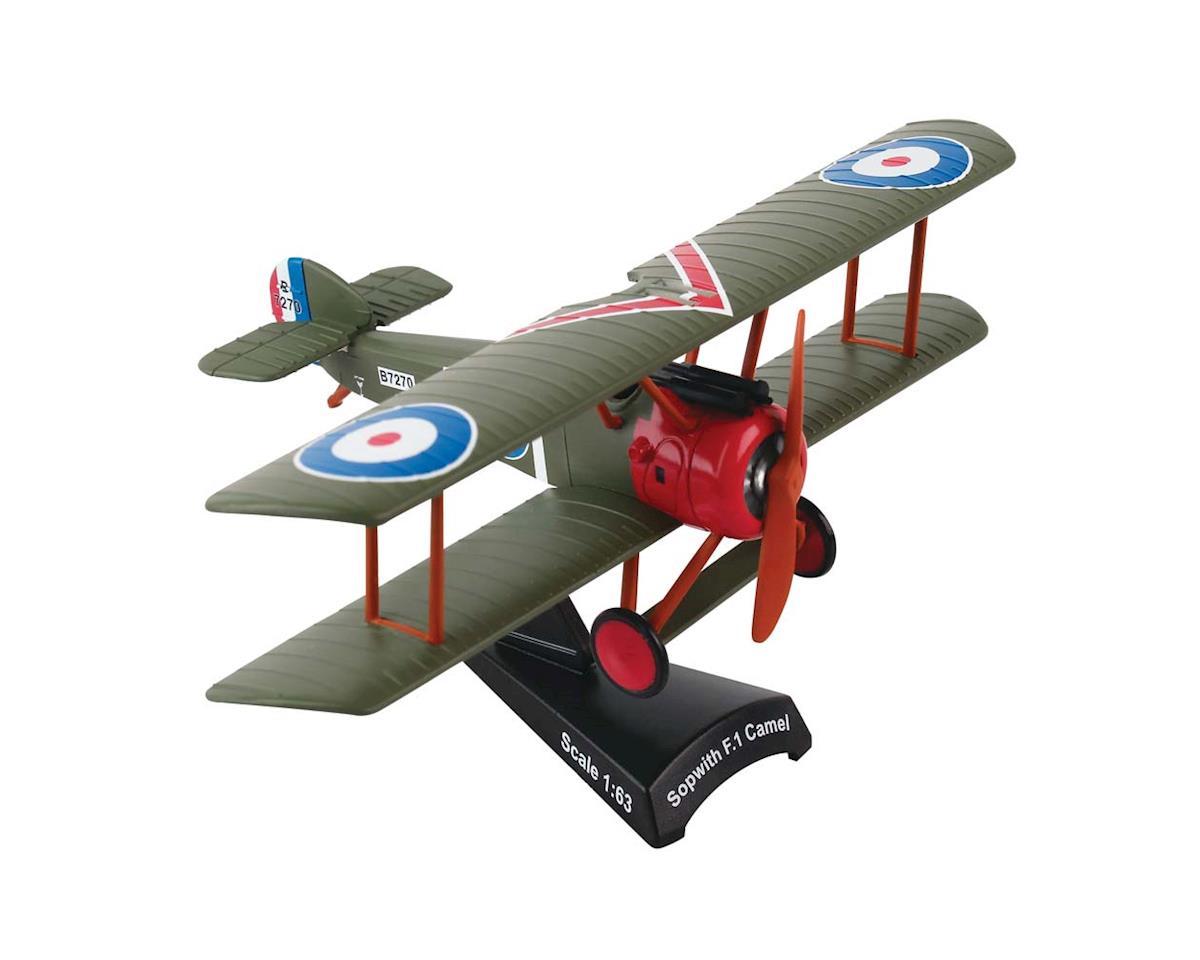 Daron Worldwide Trading 5350-2 1/63 Sopwith F-1 Camel Arthur Roy Brown RAF