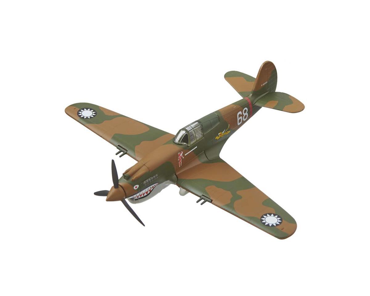 Daron Worldwide Trading 5354-1 1/90 P-40B Hells Angels