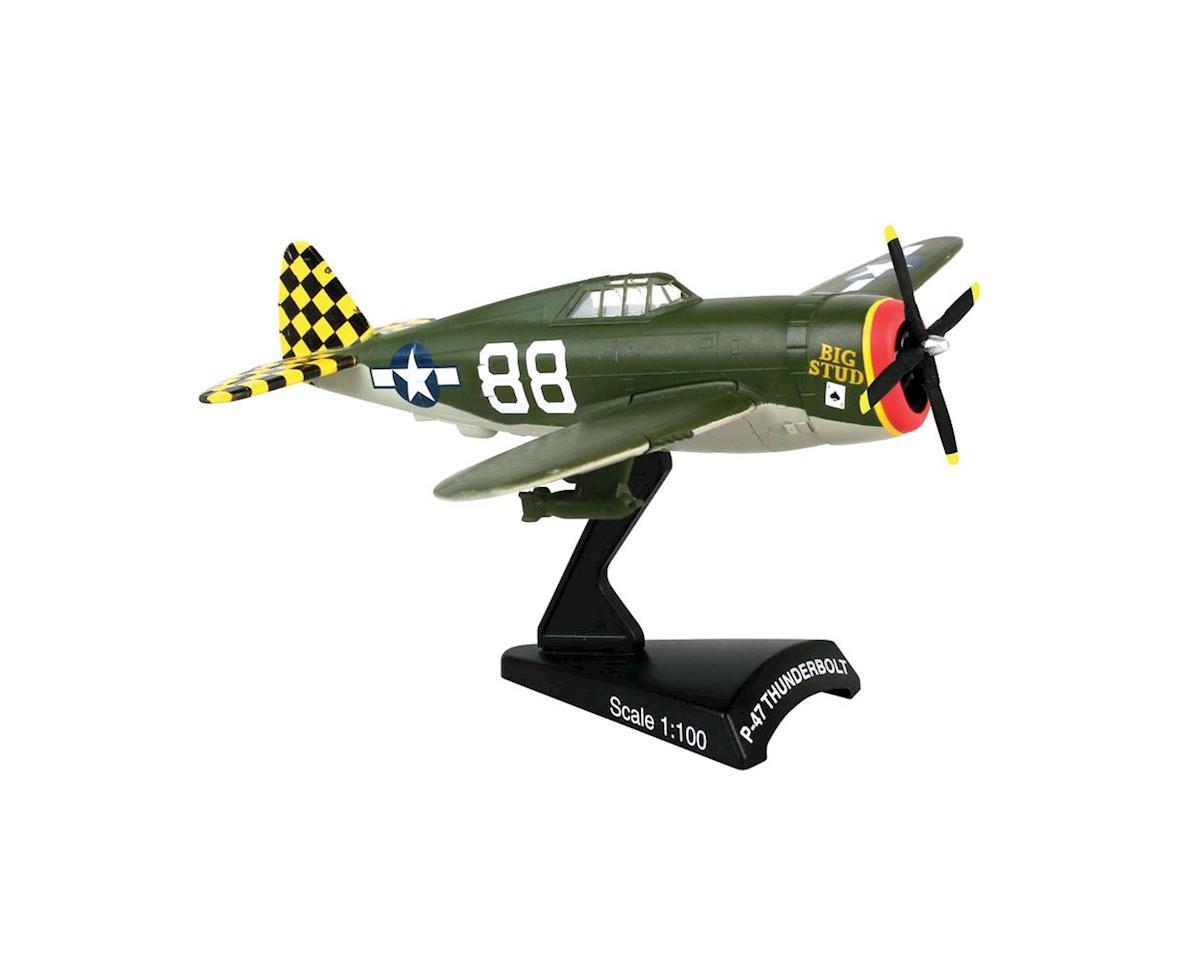 "Daron Worldwide Trading 5359-2 1/100 P-47 Thunderbolt ""Big Stud"""