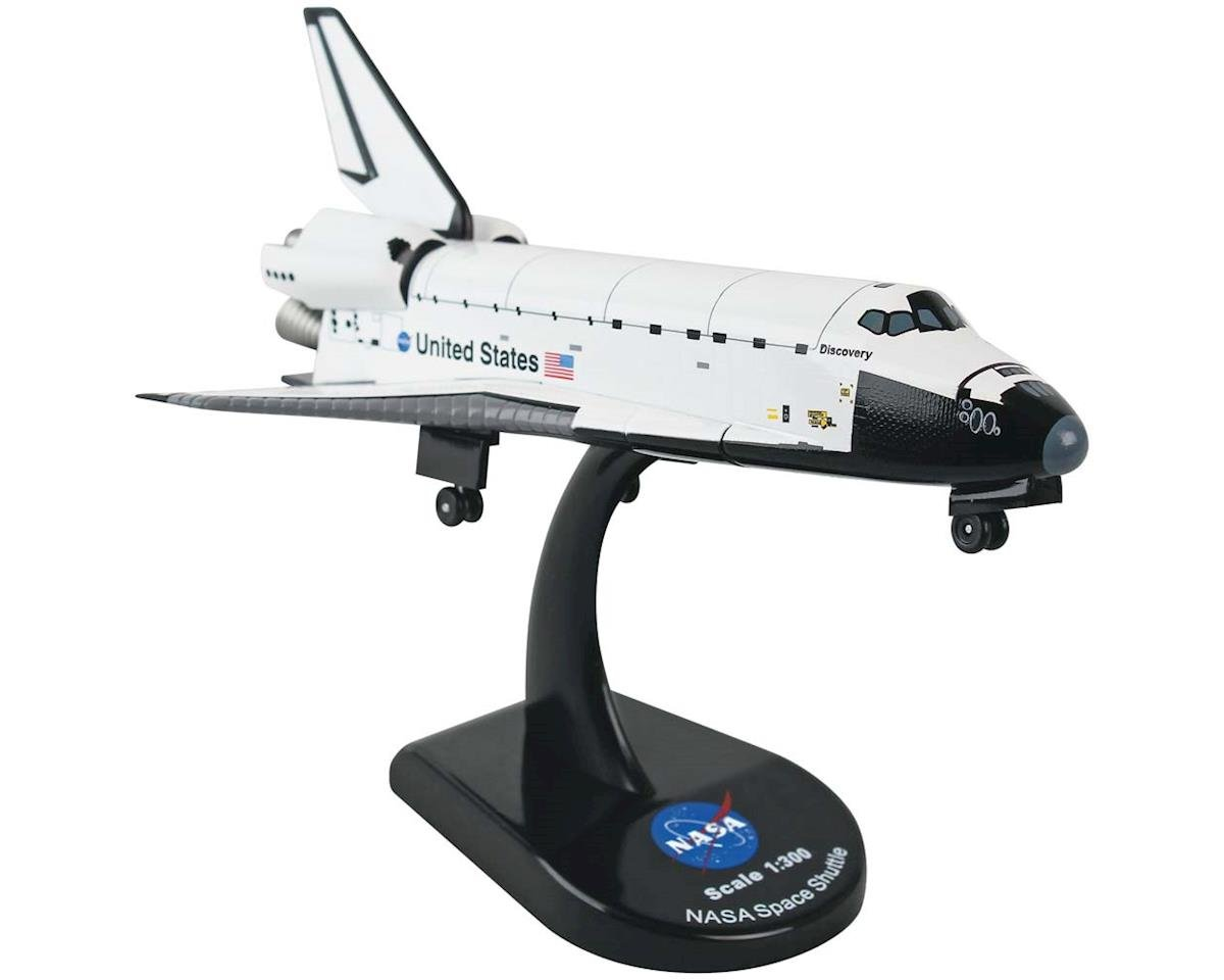 Daron Worldwide Trading 5823-2 1/300 Space Shuttle Discovery
